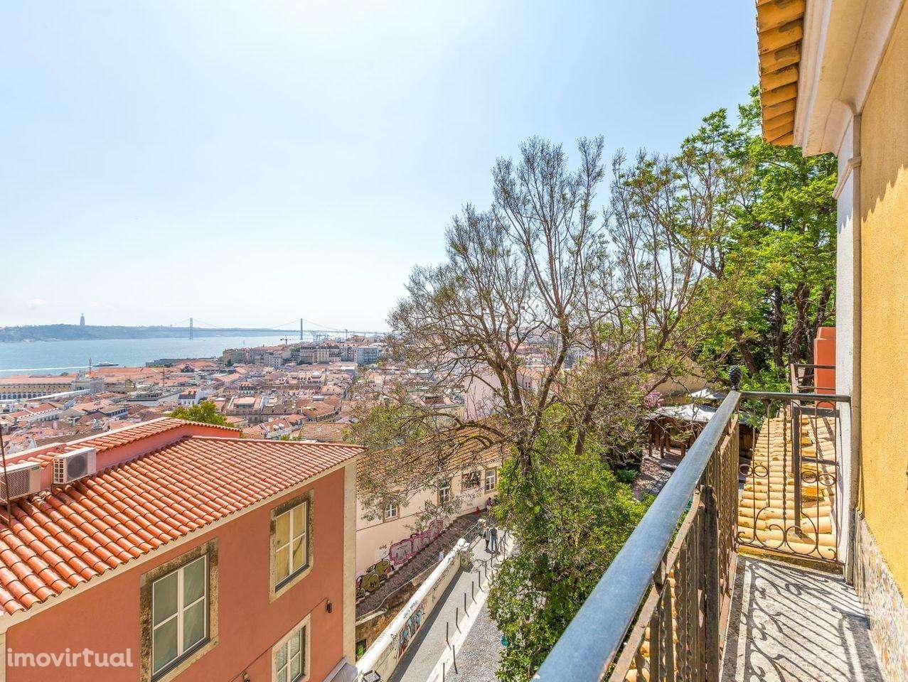 Apartamento para arrendar, Santa Maria Maior, Lisboa - Foto 7