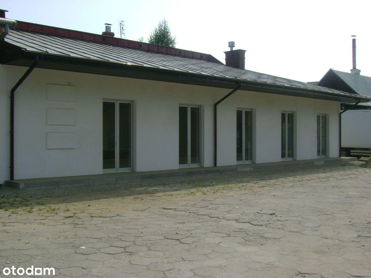 Lokal Handlowo - usługowy mieszkania Gorlice centr