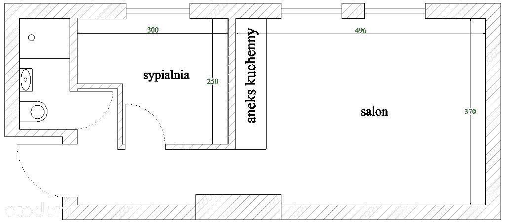 Mysłowice, 2 pokoje, do remontu
