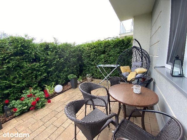 Mieszkanie z ogródkiem na parterze !!!!