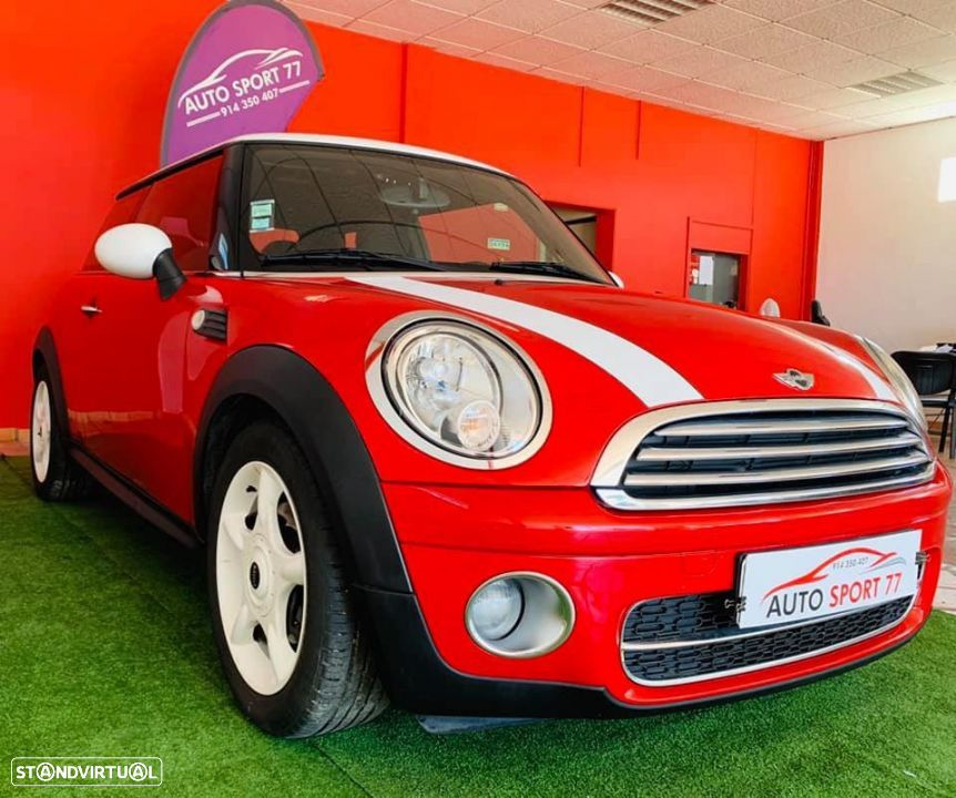 MINI Cooper 1.6d Pack Chill - 1