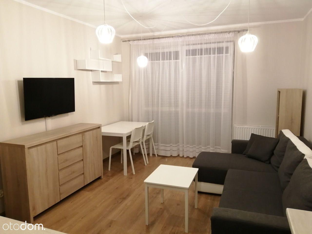 Mieszkanie 2 pokoje, ogródek, hala garażowa