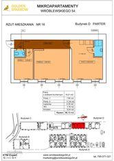 Mieszkanie nr 16 (Budynek D) PROMOCJA