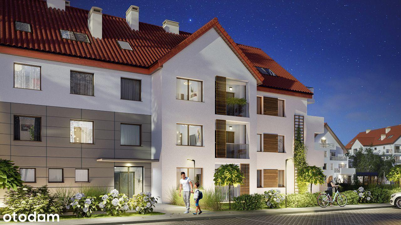 Osielsko Residence | funkcjonalny apartament