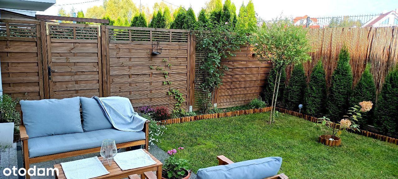 Mieszkanie 3 pok. 53m2/2 ogródki/garaż/wyposażone