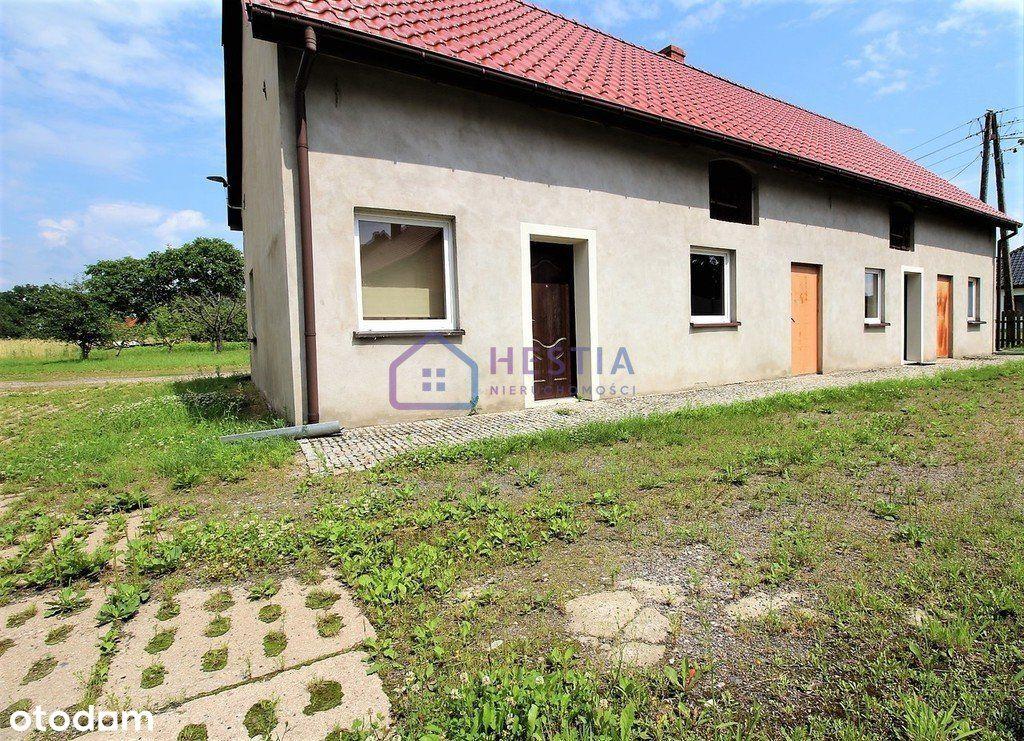 Dom na dużej działce w okolicy Choszczna