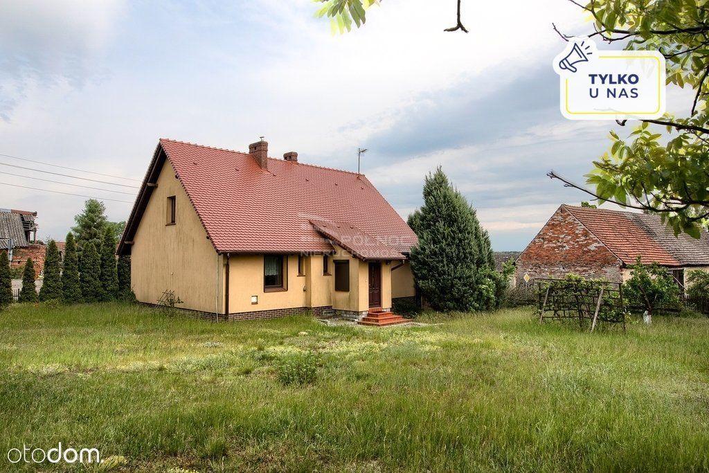 Dom blisko jeziora z działką 17 arową