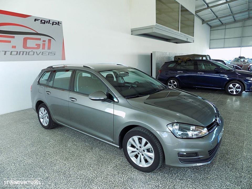 VW Golf Variant 1.6 Tdi GPS Edition Bluemotion (5P) - 5