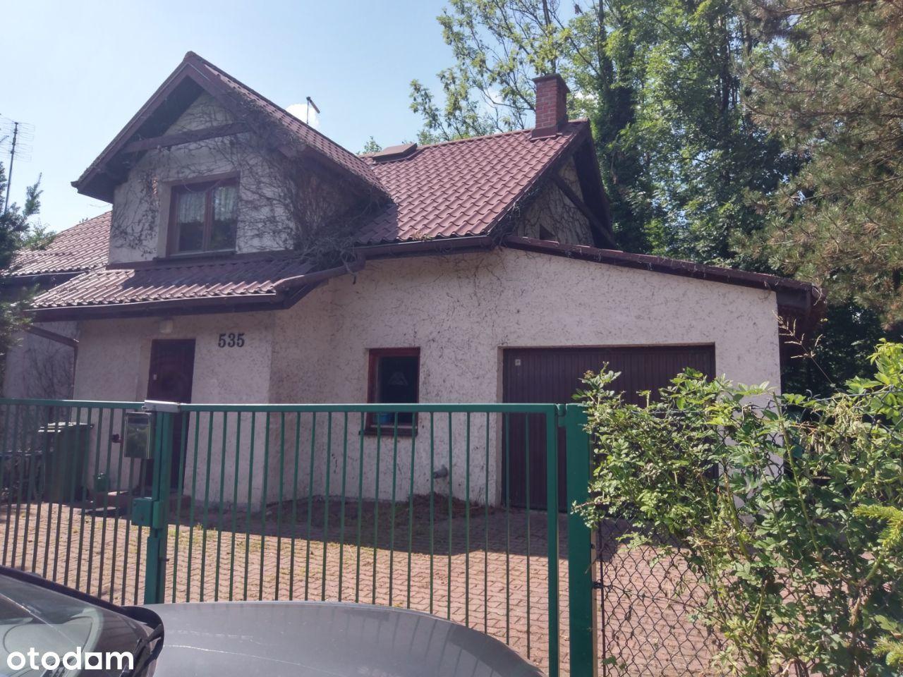 Koźmice Wielkie dom do remontu na pięknej działce