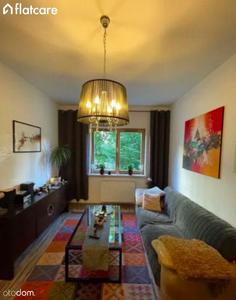 Na sprzedaż: 2 pokoje na parterze   Żoliborz