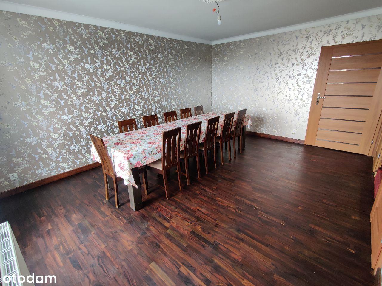 Mieszkanie 119,89 m2 z niskim czynszem, 2 piwnice