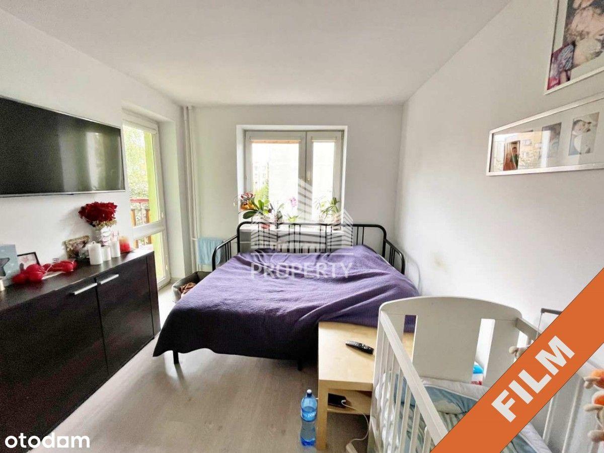 Niski Blok, 3 pokoje, cegła!