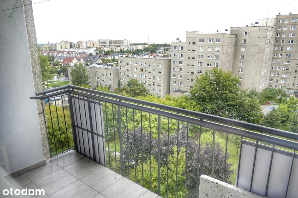 ZAWISZAKÓW. 3 pokoje ze słonecznym balkonem.