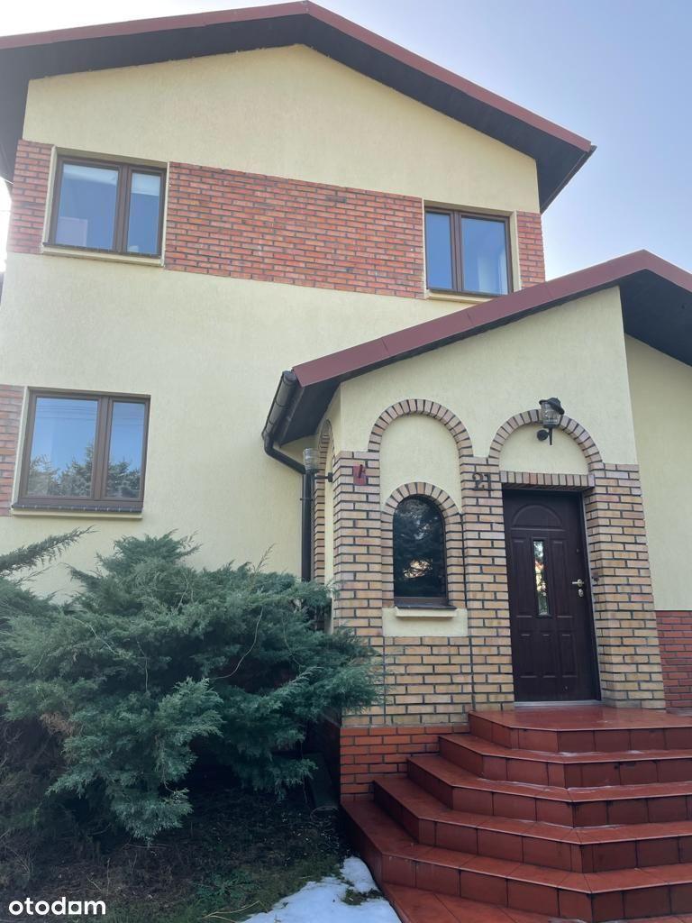Dom + bud. gosp. w Małej Nieszawce pod Toruniem