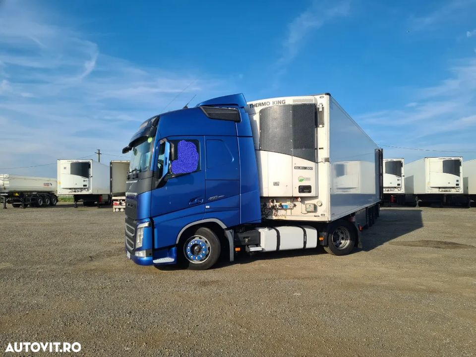 Volvo FH 460 X-Low Complet Pneumatic + SCB - 10