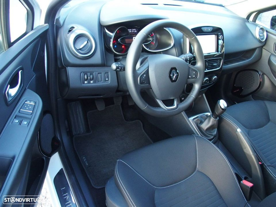 Renault Clio 1.5 Dci LIMITED GPS - 24