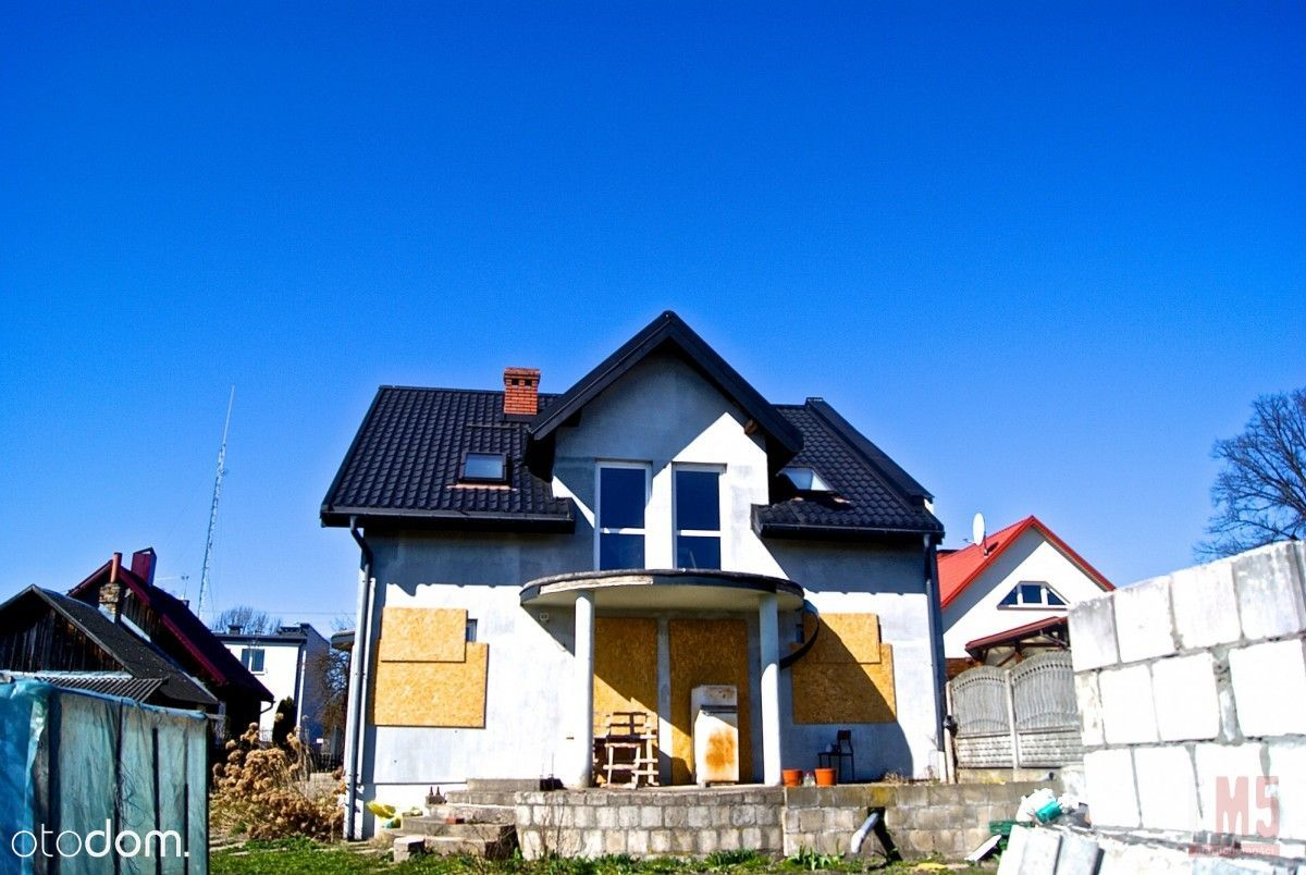 Dom rodzinny w centrum Wasilkowa