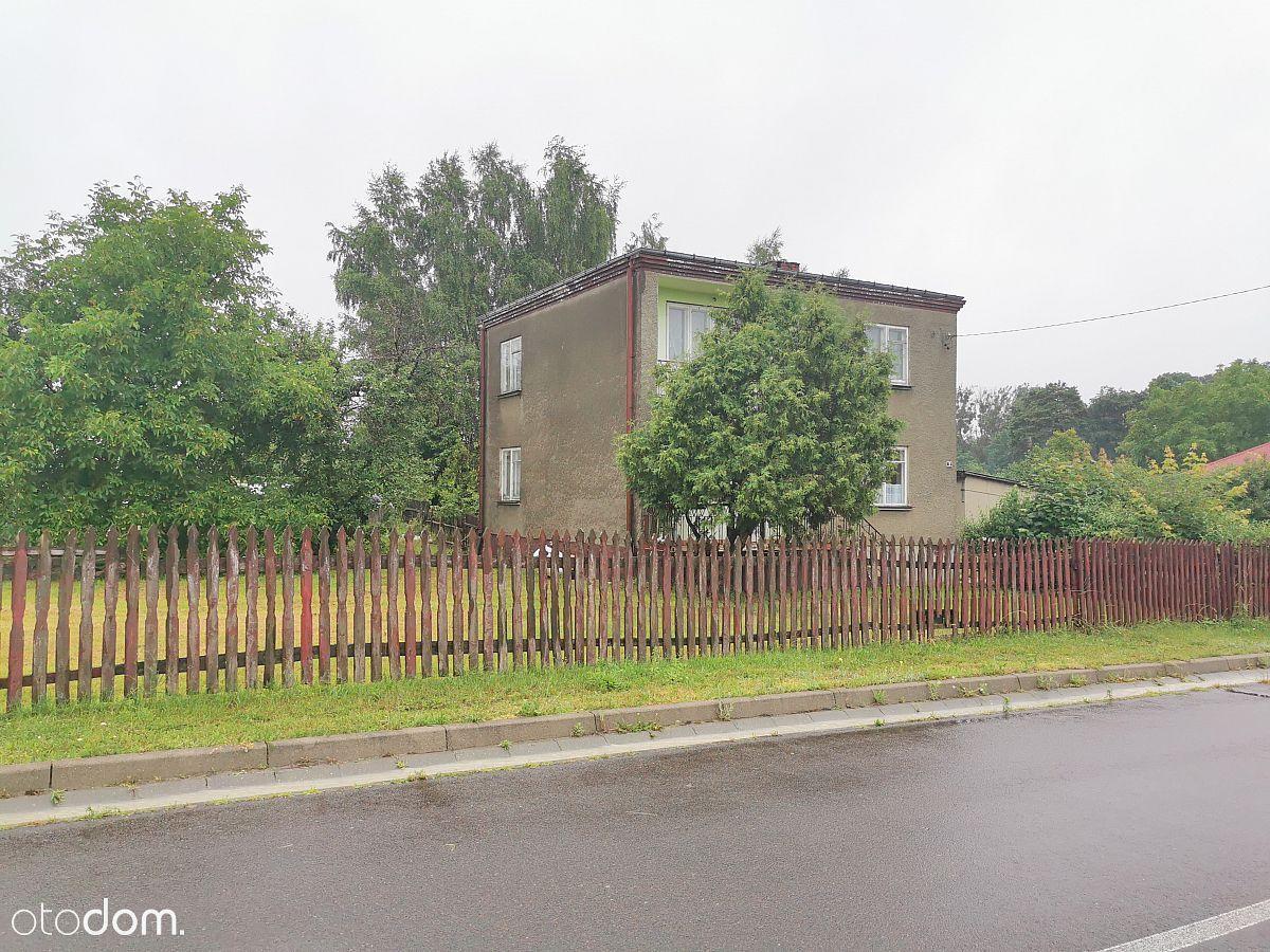 Dom Piętrowy Murowany 160 m2. Działka 1787 m2. Wo