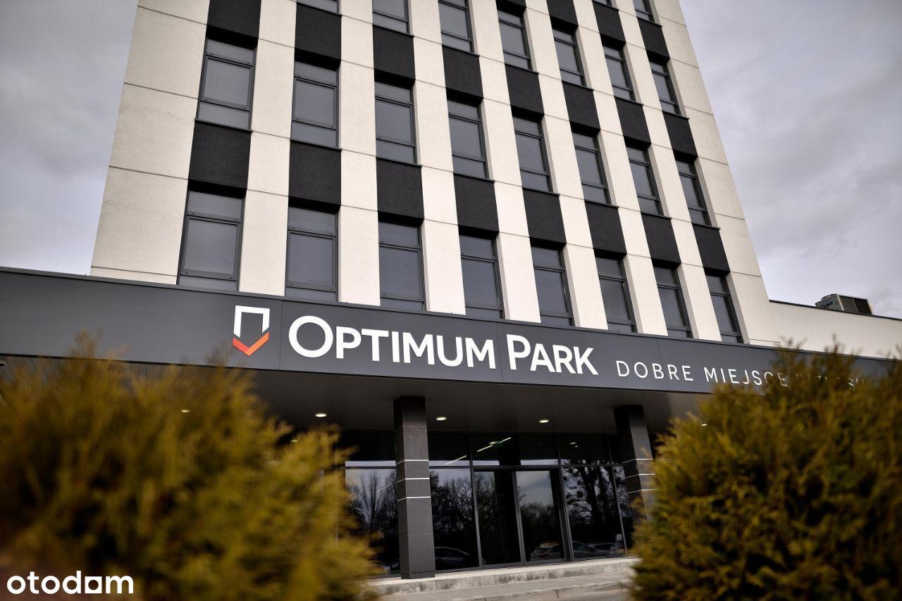 OPTIMUM PARK - komfortowe powierzchnie biurowe!