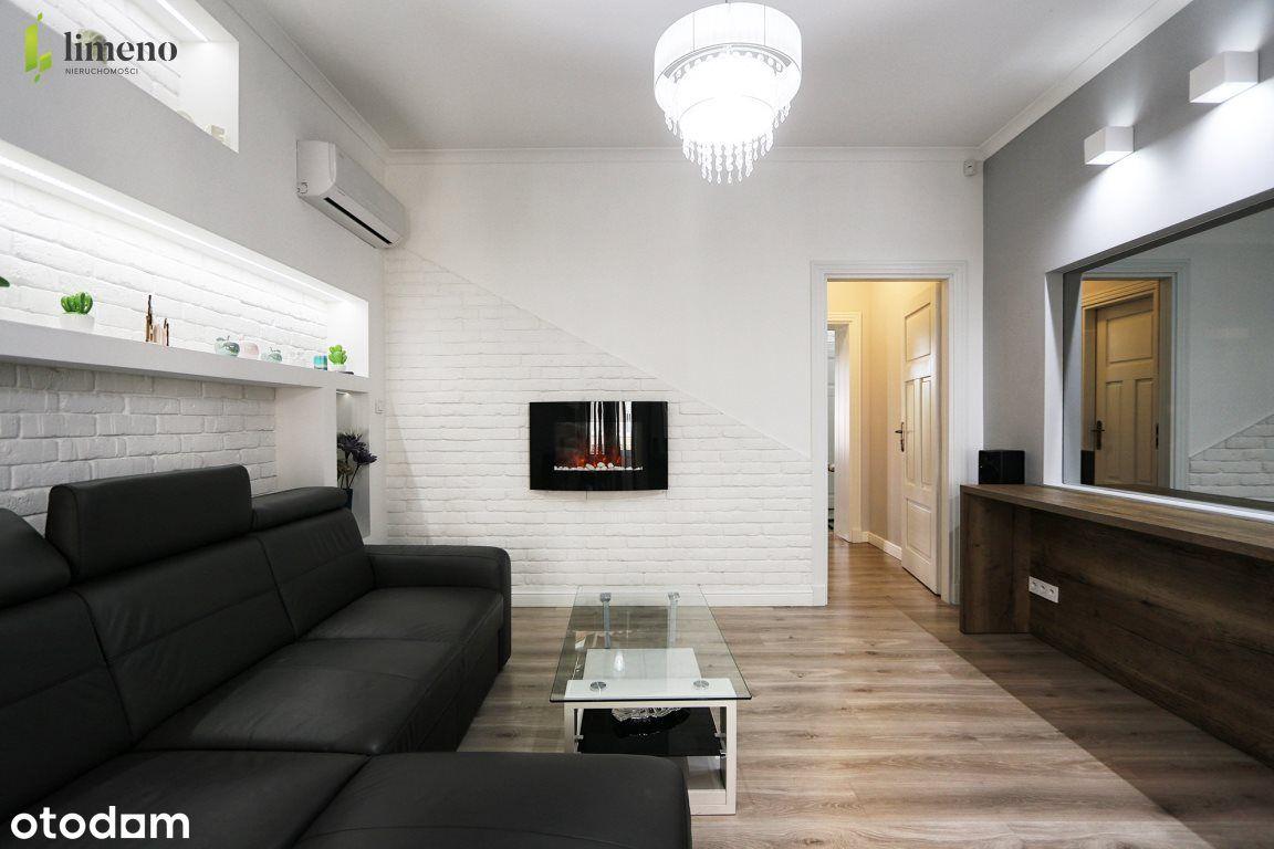 Apartament w śródmmieściu - wysoki standard