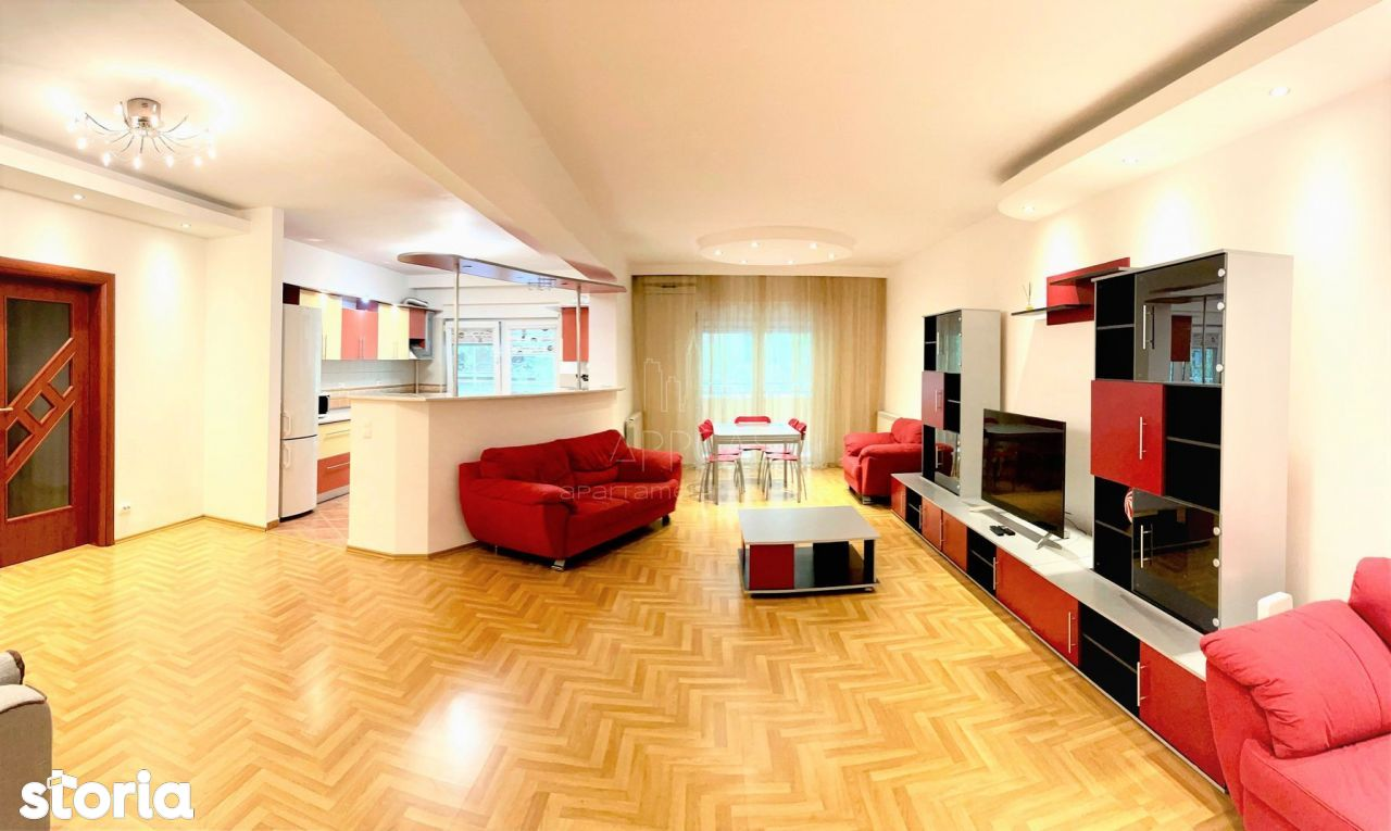 Apartament premium 3 camere | Herastrau