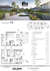 Osiedle Rataja 110 - mieszkanie F2