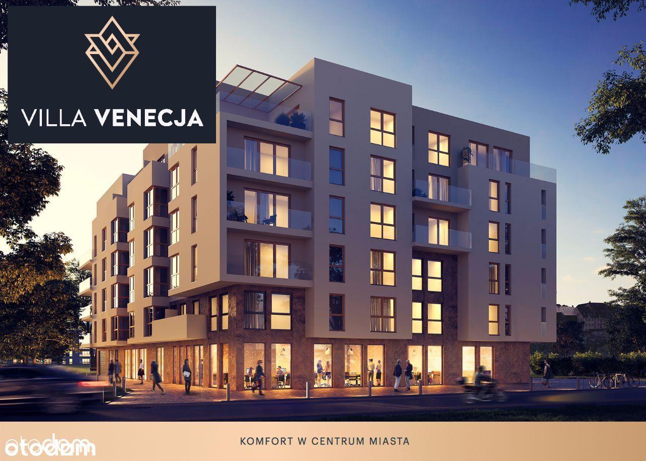 VILLA VENECJA - Lokale usługowe -50% na rok!