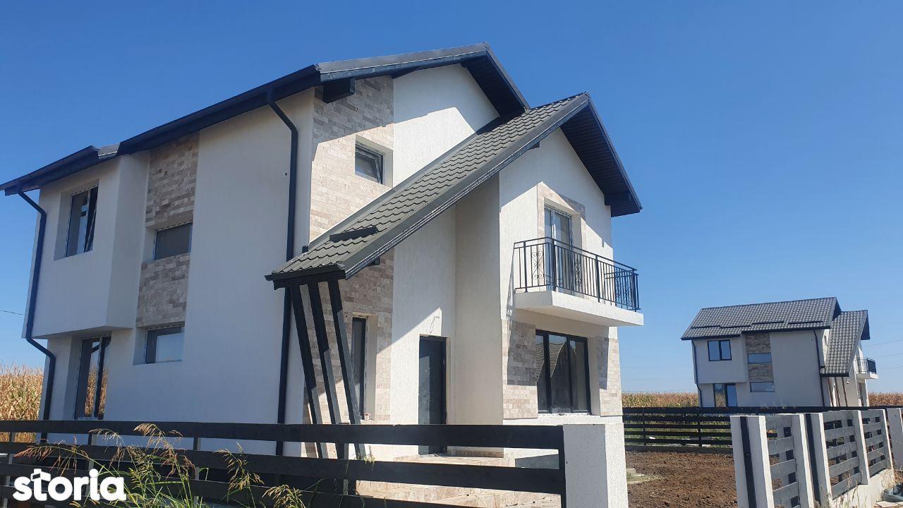 Casa P+1 la cheie Concept Residence Park Berceni