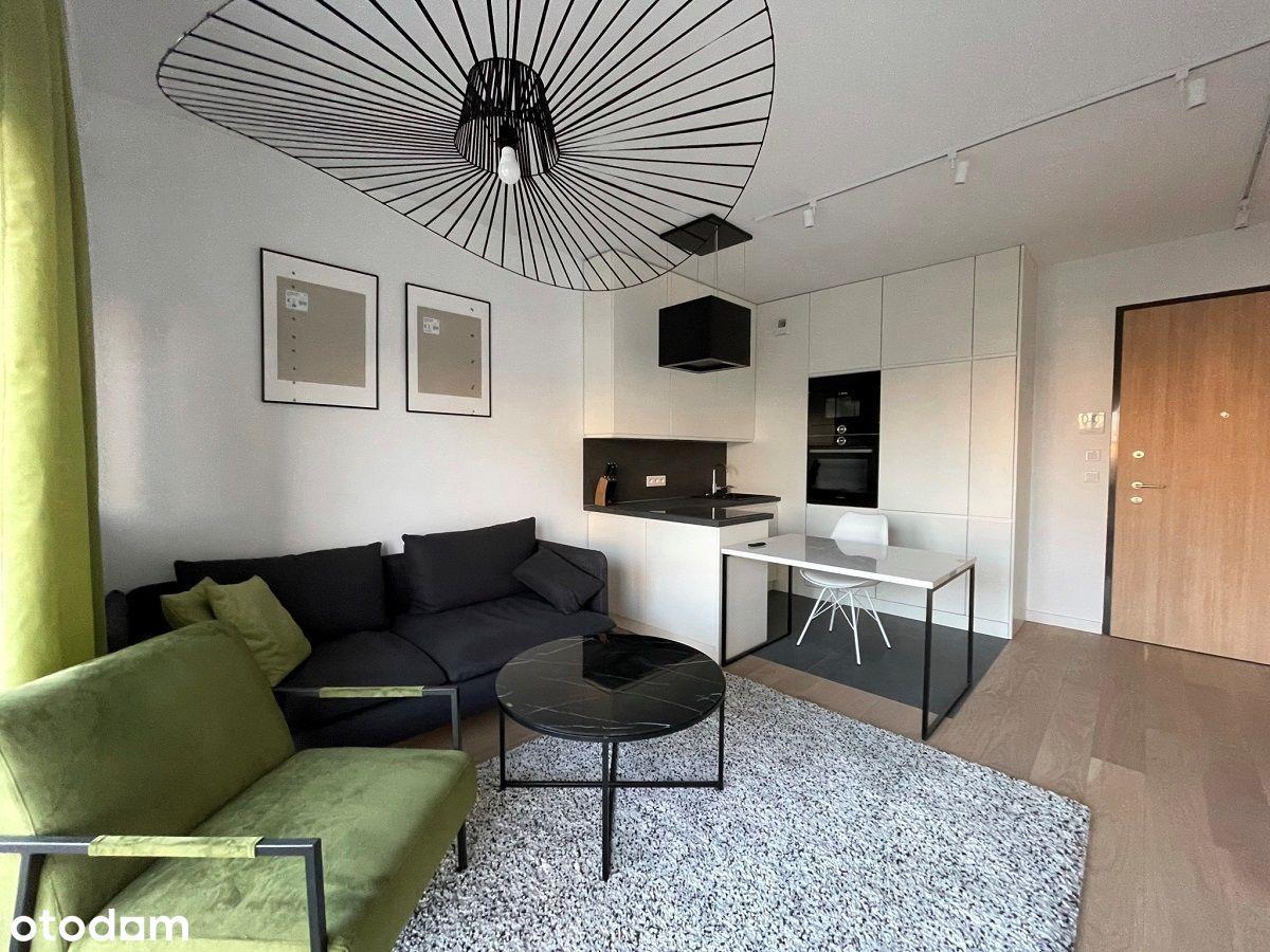 Wola-37m2-2 pokoje-garaż w cenie-wysoki standard