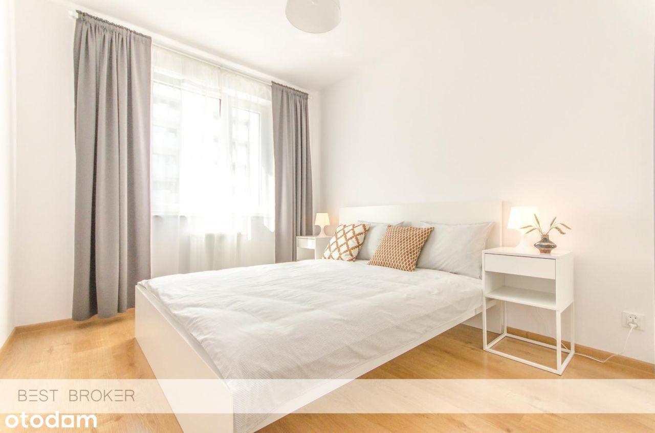 2 Pokoje 48 m2 | Centrum | Tęczowa | City Centre