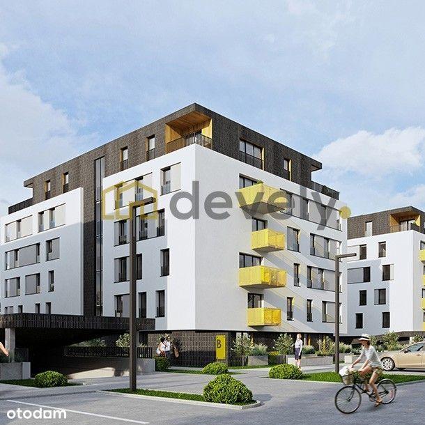 Promocja - Mieszkanie 49m + ogródek 110m2