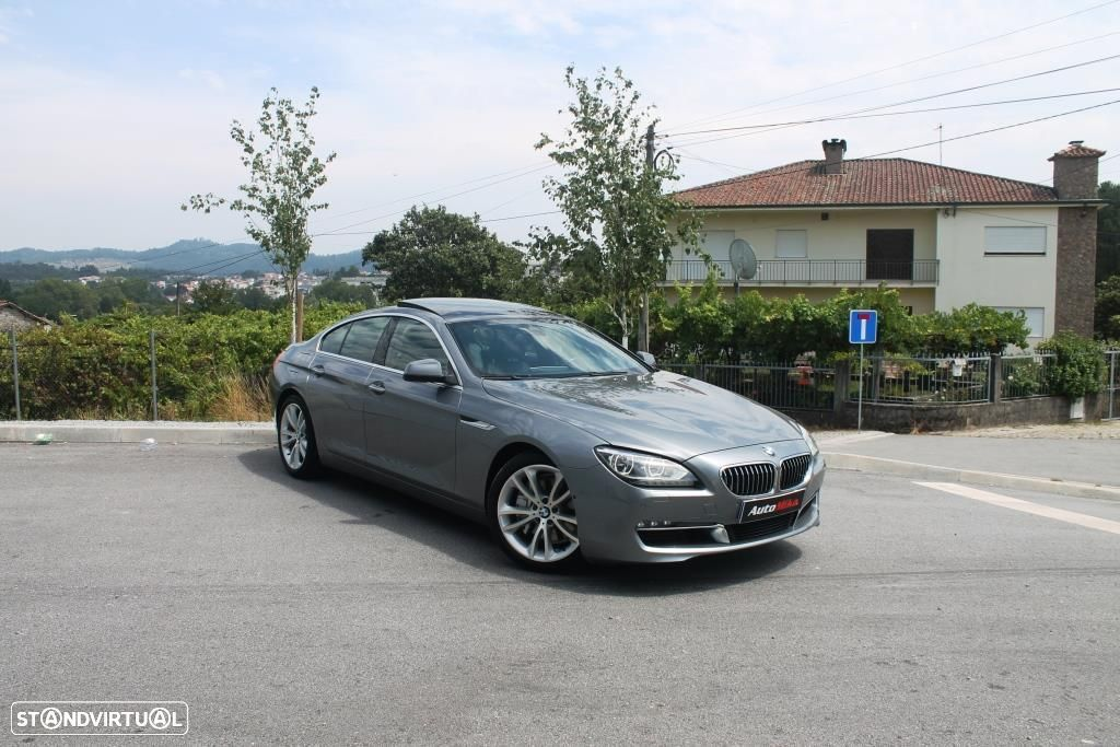 BMW 640 Gran Coupé Executive - 1