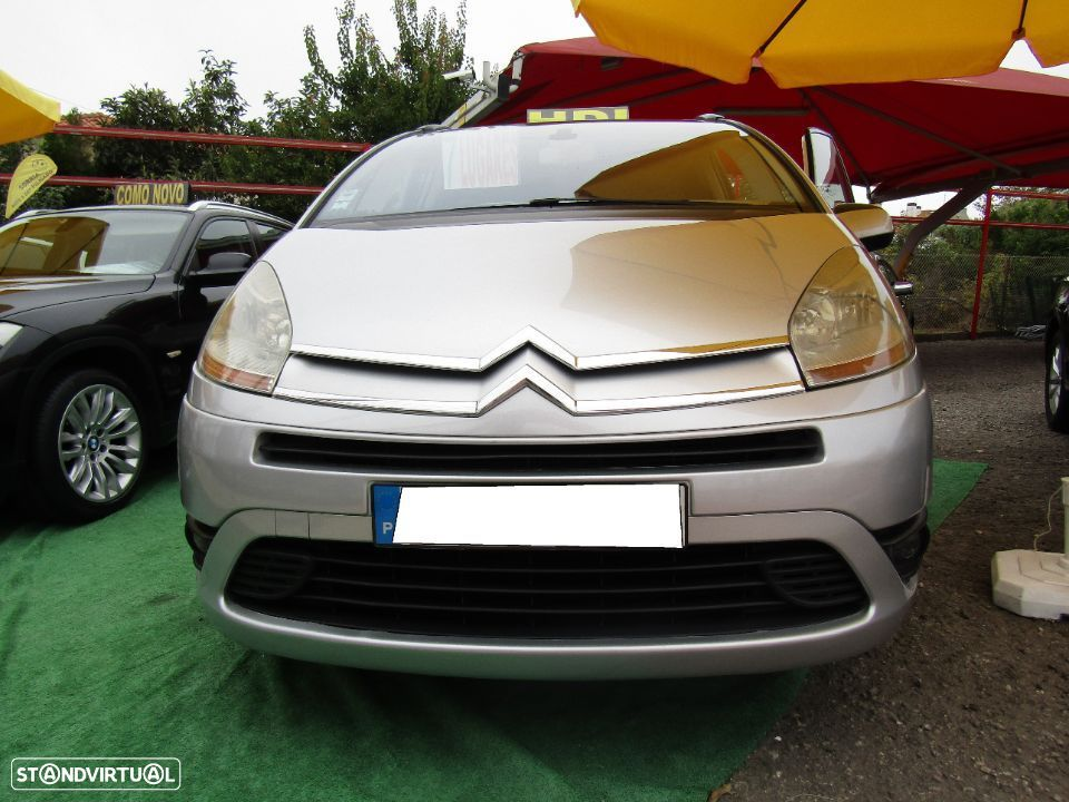 Citroën C4 Grand Picasso 1.6 HDi Exclusive CMP6 - 17
