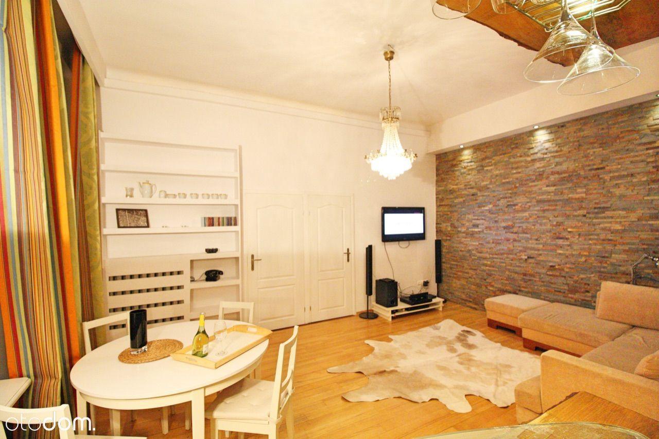 Mieszkanie 3pok Kamienica Śródmieście Centrum Hoża