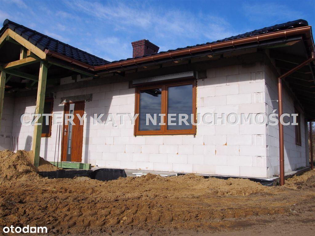Piękny dom z dużą działką w Skrzyszowie!