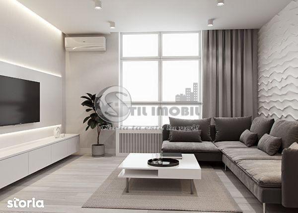 Apartament nou 1 camera decomandat, Pacurari 37 mp , 38900 Euro