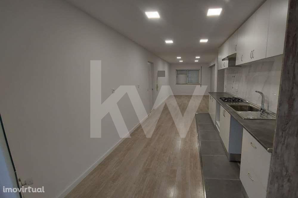 Apartamento T2 remodelado, Sangalhos, Anadia.