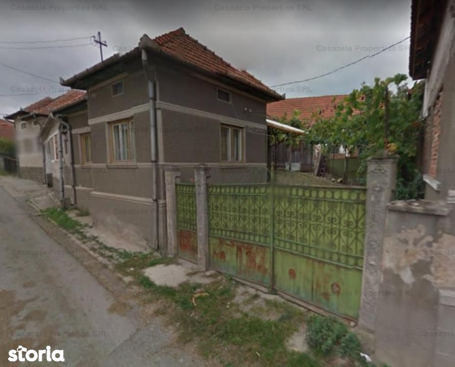 Casa de locuit in Bososrod