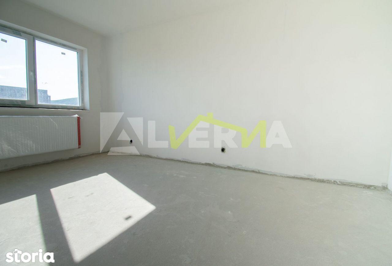 DISPONIBIL! Apartament 3 camere, 58mp, bloc nou,semifinisat, zona VIVO