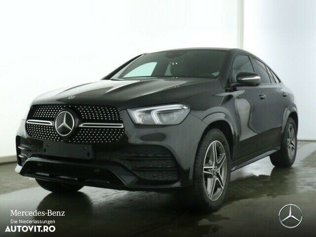 Mercedes-Benz GLE Coupe 350 - 9