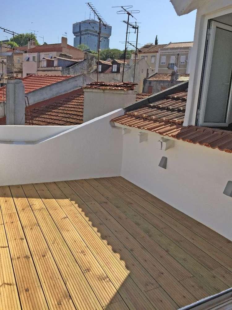 Apartamento para comprar, Rua Arco do Carvalhão, Campo de Ourique - Foto 2