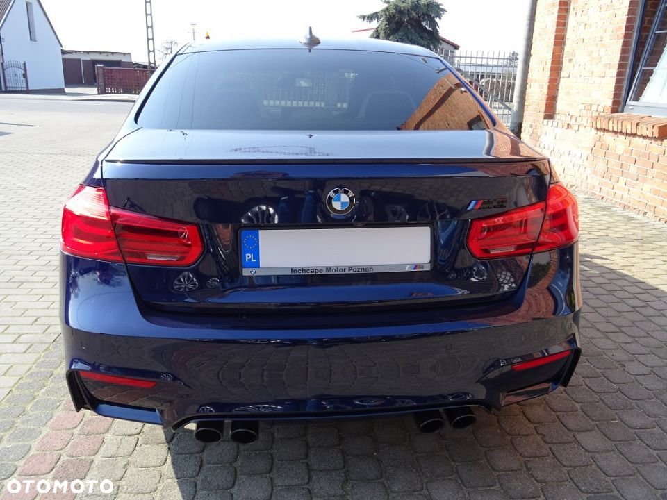 BMW M3 Competition Individual Bezwypadkowy Salon PL - 8