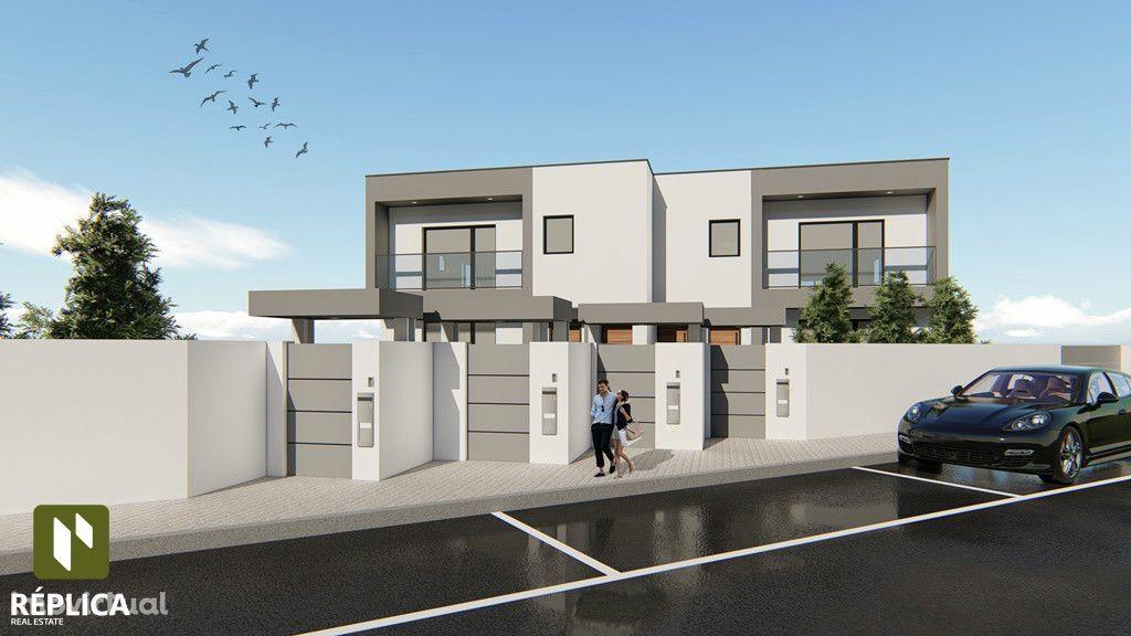 Andar Moradia T3 em construção com jardim e logradouro em Espargo