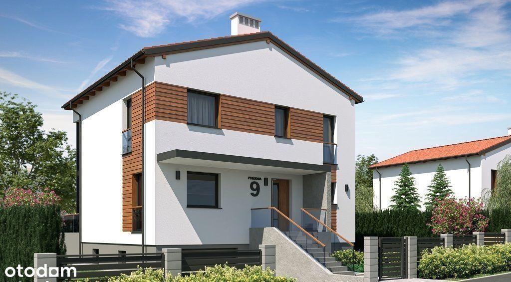 Rozpoczęt budowa domu w Lubaniu