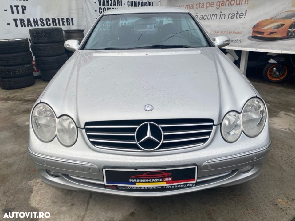 Mercedes-Benz CLK - 3