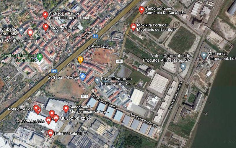 Armazém Industrial | Vila Franca de Xira
