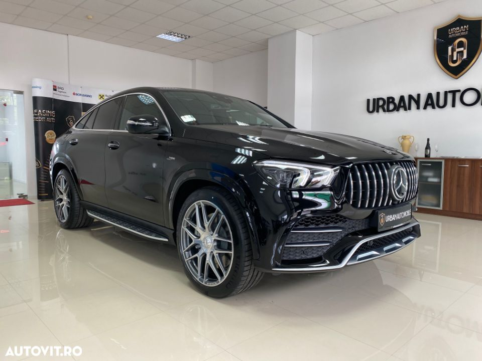 Mercedes-Benz GLE Coupe AMG - 14