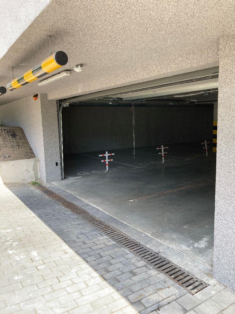 Poznań Nałkowskiej 22d miejsce garażowe G4-07