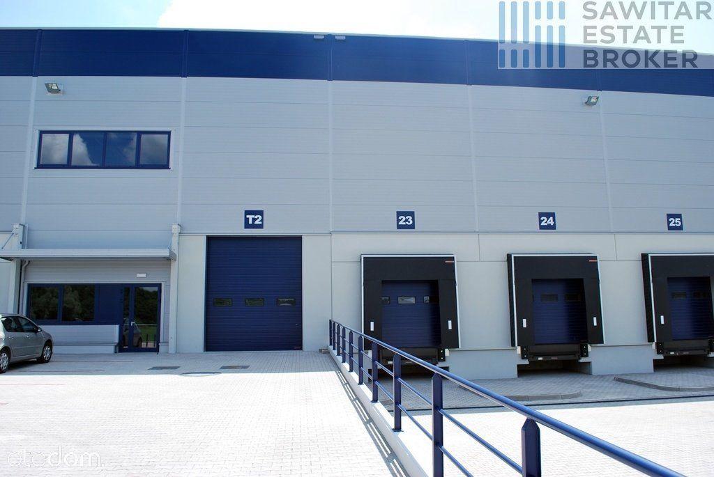 Hala magzynowo/produkcyjna klasy A przy A4