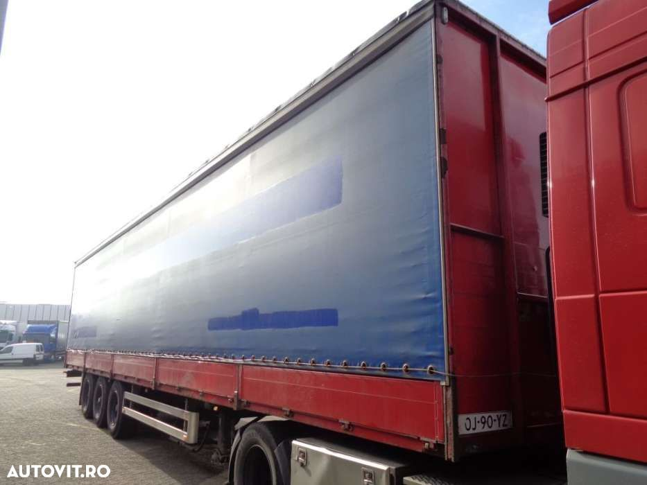 Pacton 3 Axle + 3 In stock - 8